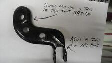 """PANHEAD """"GOOD USED"""" RIGHT SIDE FOOT PEG BRACKET #52674-41"""