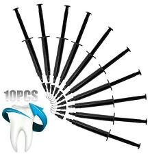 10pc Dental Dam Gingival Barrier Gum Protector Syringe Before Teeth Whitening