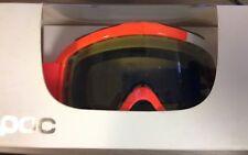 POC Iris Comp Skiing Goggles Orange - Zink Orange Middle