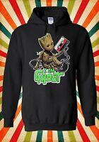 Baby Groot Guardians Of The Galaxy Men Women Unisex Top Hoodie Sweatshirt 1943