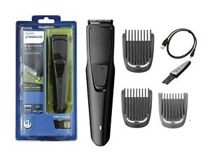 BT1208 Philips Norelco Beard Trimmer Series 1000 NEW