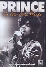 Prince Rock Music CDs and DVDs
