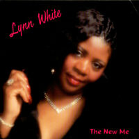 Lynn White - The New Me (Vinyl LP - 1990 - US - Original)