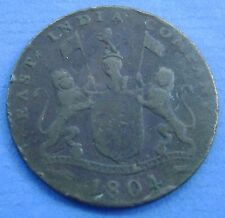 1804 East India Company British India- SUMATRA. 4 KEPINGS 1804.