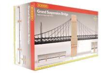 HORNBY R8008 Suspension Bridge Kit - OO Scale suit HO Model Trains