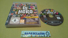 DJ HERO / CHITARRA HERO STAR IL PARTY SONY PLAYSTATION PS3 PAL IN CONFEZIONE