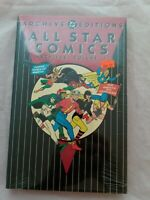 HC DC Archive Edition All-Star Comics Archives Volume 1 Hardcover JSA 1991 NEW