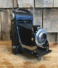 Vintage Kodak VIGILANT SIX 20 Folding Camera Made In Canada, Photography