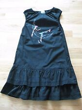 LN SONIA RYKIEL MOON CRESCENT GIRL DRESS 8A