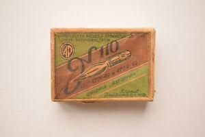 Vintage Soviet dip pen nibs box Avtoruchka  nibs # 110