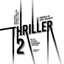 Thriller 2 - Complete TV Series Score - Limited Edition - Jerry Goldsmith