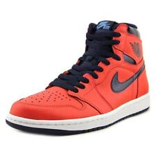 Chaussures rouges Jordan pour homme