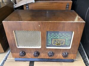 Etronic Valve Radio. RA460??