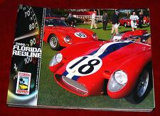 17 issues of the Ferrari Club of America Florida Region newsletter 2003 - 2009