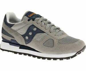 Saucony Shadow Original Uomo Sneakers Colore 563 Grigio Blu Navy