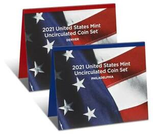 2021 United States Mint Uncirculated 14  Coin Set **Pre-Sale***