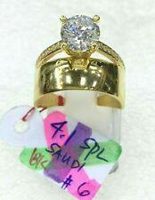GoldNMore: 18K Gold Ring S6
