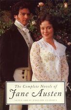 The Complete Novels of Jane Austen: Seven Great En... by Austen, Jane 0140259449