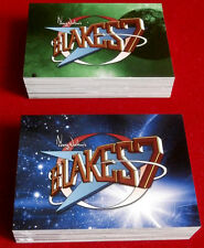 "BLAKE'S 7 - COMPLETE BASE SET of 108 CARDS - ""Blue"" Series & ""Green"" Series"