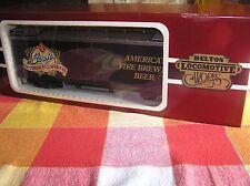 DELTON G GAUGE STROH'S BOX CAR MINT OB