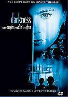 Darkness DVD - Supernatural Movie Horror - Anna Paquin