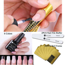 Extension Kit Builder Nail Gel Polish Quick Building Set Clear UV Gel UR SUGAR