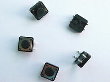 10x Tactile Push Button Switch 12x12mmx4.3mm - USA Seller - Free Shipping