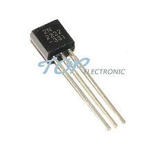 50Pcs NPN Transistor TO-92 2N2222A 2N2222 NEW