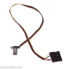 AV Video Output & 5V DC Power BEC Input Cable FPV for Gopro Hero 3 Camera NEW