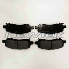 Disc Brake Pad Set-Galaxy Ceramic Disc Pads with Hardware Rear fits 2013 Dart