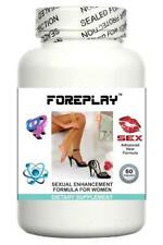 FOREPLAY LIBIDO ENHANCING PILLS FOR WOMEN INCREASE SEX DRIVE AND ORGASMS TABLETS