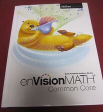 New Foresman-Addison Wesley enVision Math Common Core Grade 3