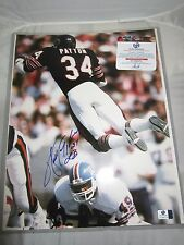 Walter Payton Signed 11x14 Photo, Chicago Bears - Global Authentics
