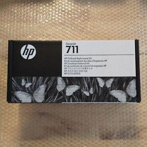 HP C1Q10A OEM - HP 711 Printhead Replacement Kit Free Ship w/Tracking# New Japan