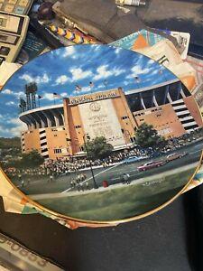 "Baltimore Memorial Stadium ""Home of the Orioles"" Plate"