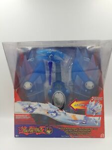 "Yu-Gi-Oh! Blue Eyes Shining Dragon 12"" Electronic Figure Mattel 2004 HTF New"