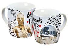 Star Wars Tasse Best Friends Forever R2D2 C3PO Vallentins Kaffetasse Porzellan