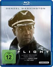 Blu-ray * Flight * NEU OVP * Denzel Washington