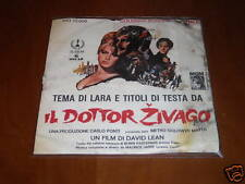 TEMA DI LARA da IL DOTTOR ZIVAGO - 45 giri 1965