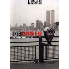 """UNDERGROUND ZERO """"DOCUMENTAIRE"""" (DVD)"""