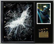 "Dark Knight Reproduction Signature Script Display ""C3"""