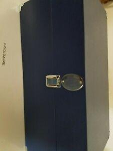 Franklin Mint Diana Princess of Wales Doll  Wardrobe Case NEW - NO BOX