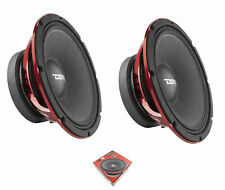 """Pair of DS18 12"""" 2800 Watts 8 Ohm Competition Midrange Loudspeaker PRO-EXL128MB"""