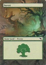Forêt altérée - Altered Forest -Catherine Chandler - Magic mtg