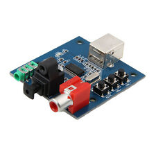 New PCM2704 USB DAC to S/PDIF HiFi Sound Card Decoder Board 3.5mm Analog Output