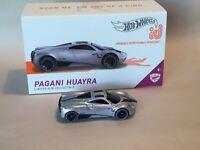 Hot Wheels ID Car Pagani Huayra  2020 Series 2 Limited Production