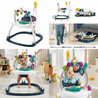 Fisher-Price Astro Kitty SpaceSaver Jumperoo, Space-Themed Infant Activity...