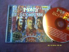 MONTY MEETS SLY & ROBBIE JAZZ REGGAE FUSION CD MONTY ALEXANDER