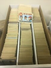 1968 Topps Baseball Hoard Lot of 3,000 - Loaded with stars and hi-numbers
