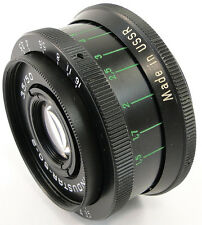 NEW! 1973! INDUSTAR 50-2 3.5/50 Russian Lens Screw Mount M42 Olympux Fujifilm FX